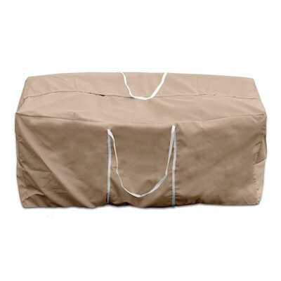 Weathermax Cushion Storage Bag Color: Toast