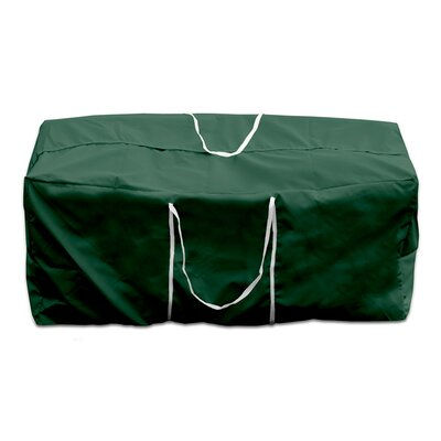 Weathermax� Cushion Storage Bag Color: Forest Green