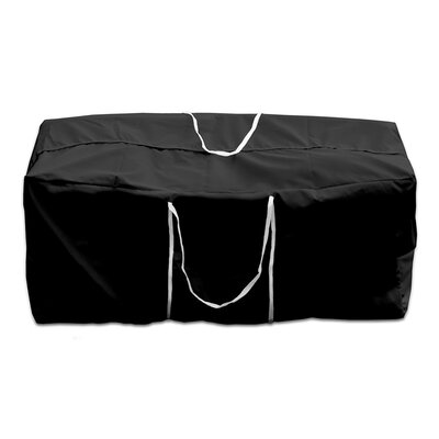 Weathermax� Cushion Storage Bag Color: Black