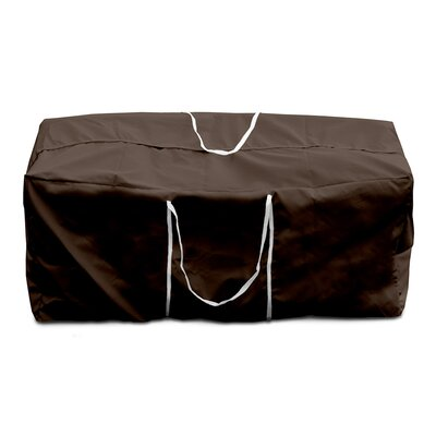Weathermax� Cushion Storage Bag Color: Chocolate