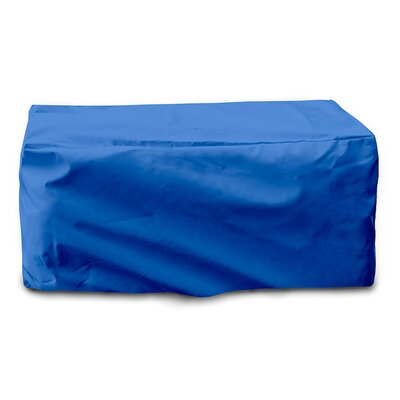 Weathermax� Cushion Storage Chest Cover Color: Pacific Blue