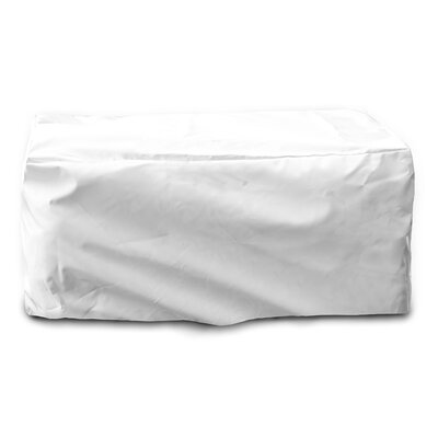 Weathermax� Cushion Storage Chest Cover Color: White