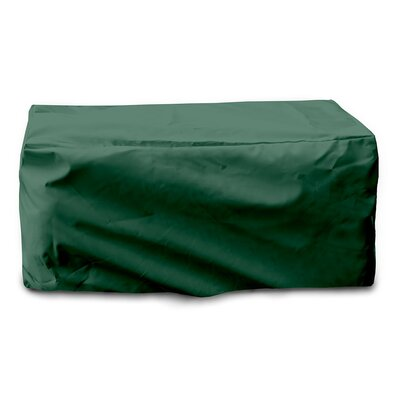 Weathermax� Cushion Storage Chest Cover Color: Forest Green