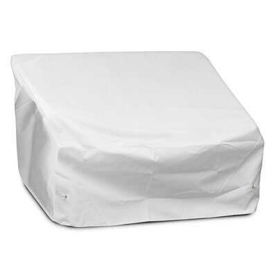 Weathermax� Loveseat / Sofa Cover Color: White