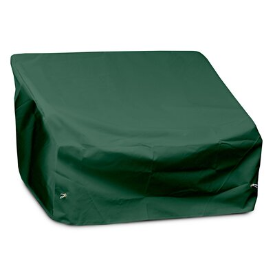 Weathermax� Loveseat / Sofa Cover Color: Forest Green