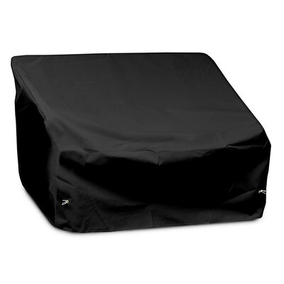 Weathermax� Loveseat / Sofa Cover Color: Black