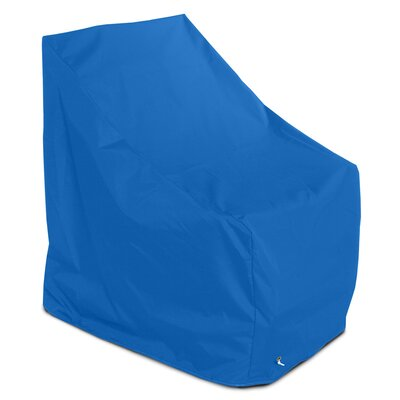 Weathermax� Adirondack Chair Cover Color: Pacific Blue