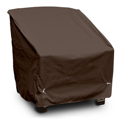 Weathermax� Deep Seating Chair Cover Color: Chocolate