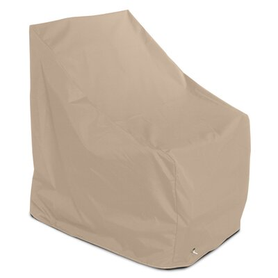 Weathermax� Adirondack Chair Cover Color: Toast