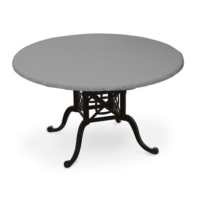 Weathermax� Round Table Top Cover Color: Grey