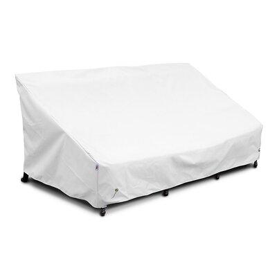 Weathermax Sofa Cover Color: White