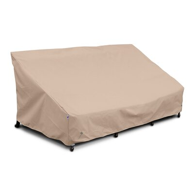 Weathermax Sofa Cover Color: Toast