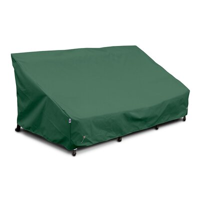 Weathermax� Sofa Cover Color: Forest Green