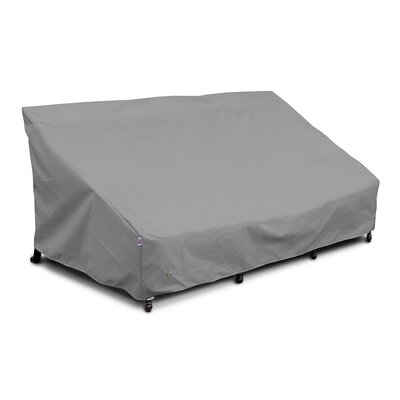 Weathermax� Sofa Cover Color: Grey