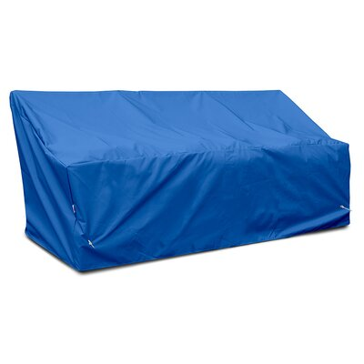 Weathermax� Deep 3-Seat Glider / Lounge Cover Color: Pacific Blue