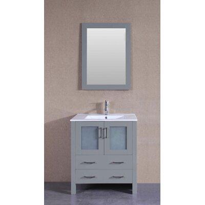 29.7 Single Vanity Set with Mirror