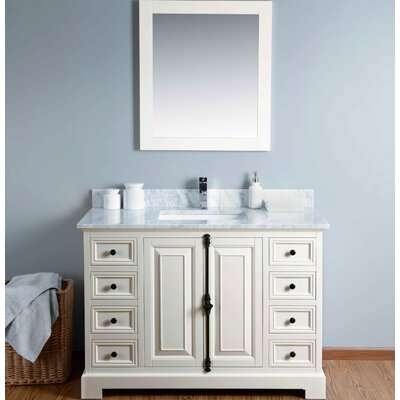 "48"" Single Bathroom Vanity Set with Mirror KIV4048CMU"
