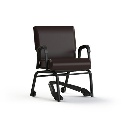 Mobility Assist  Arm Chair Color: Root Beer
