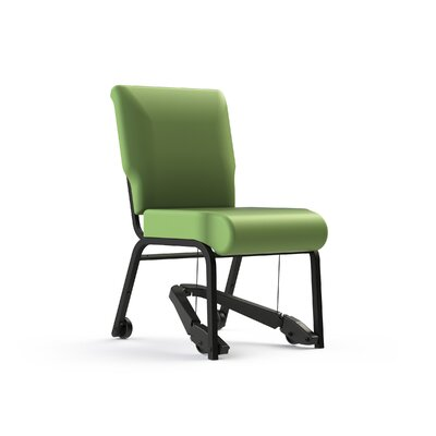 Mobility Assist 20 Metal Side Chair Color: Apple