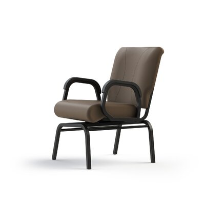 Upholstered Dining Chair Upholstery Color: Java