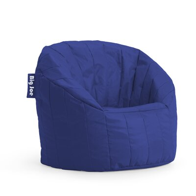 Big Joe Bean Bag Chair Upholstery: Blue Sapphire