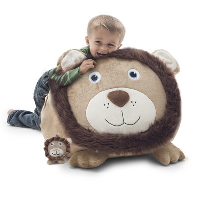 Bean Bagimal 2 Piece Bean Bag Chair Set