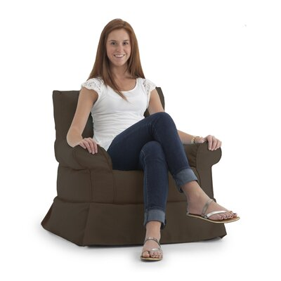 Big Joe Bean Bag Chair Upholstery: Surf Coco