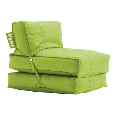 Big Joe Bean Bag Lounger Upholstery: Spicy Lime