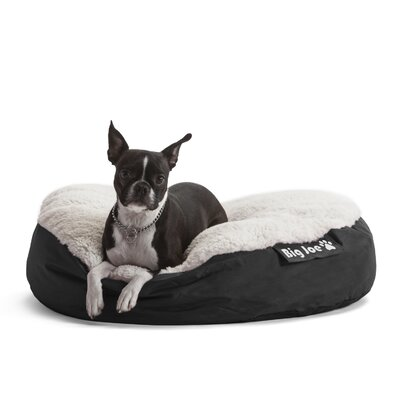 Big Joe SmartMax Pet Bed Size: Small (28 L x 28 W), Color: Black