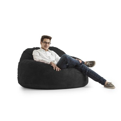 Big Joe Chillum Cloud 9 Bean Bag Lounger Upholstery: Sand Dune