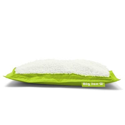 Big Joe SmartMax Dog Bed Color: Lime, Size: Large (48 L x 36 W)