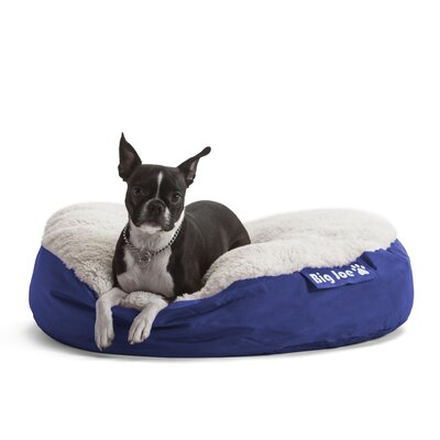 Big Joe SmartMax Pet Bed Size: Small (28 L x 28 W), Color: Blue