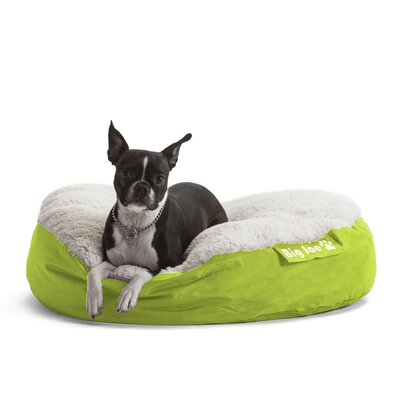 Big Joe SmartMax Pet Bed Size: Small (28 L x 28 W), Color: Lime