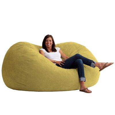 Big Joe XL Upholstery: Comfort Suede Sand Dune