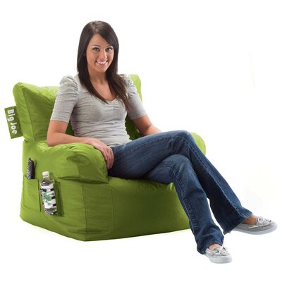 Bean Bag Lounger Color: Spicy Lime