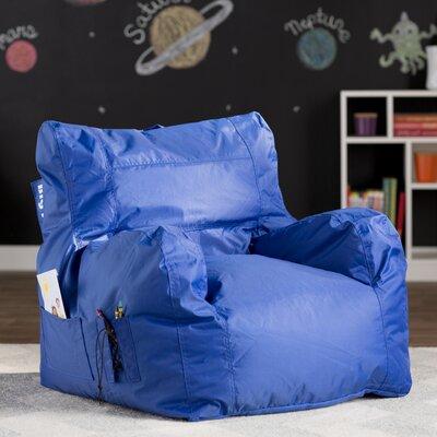 Bean Bag Lounger Color: Sapphire