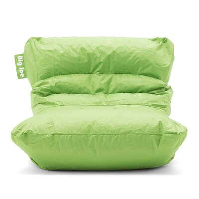 Big Joe Bean Bag Lounger Color: Spicy Lime