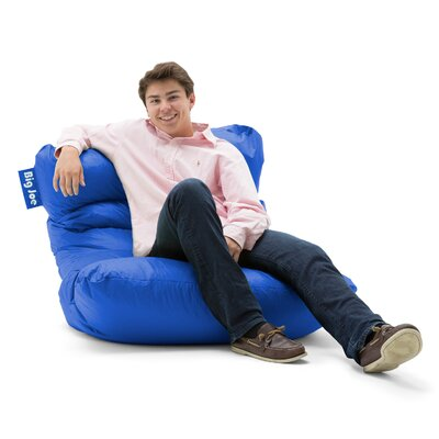 Big Joe Bean Bag Lounger Color: Sapphire
