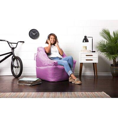 Big Joe Lucky Bean Bag Chair Upholstery: Radiant Orchid