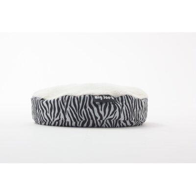 Big Joe Zebra SmartMax Dog Pillow Size: Large (48 L x 36 W)