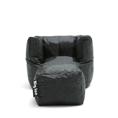 Big Joe 2 Piece SmartMax Cube Bean Bag Set