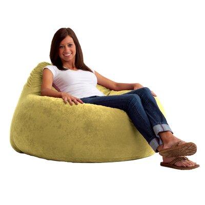Fuf Chillum Bean Bag Lounger Upholstery: Sand Dune