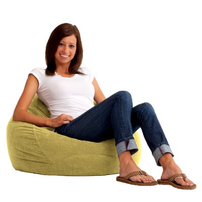 Bean Bag Chair Upholstery: Sand Dune