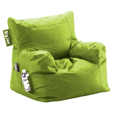 Big Joe Personalized Bean Bag Lounger Upholstery Color: Spicy Lime