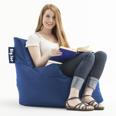 Big Joe Bean Bag Lounger Upholstery: Patriot Blue