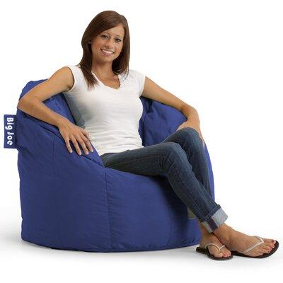 Big Joe Bean Bag Lounger Upholstery: Sapphire
