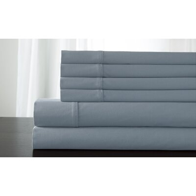Legacy 300 Thread Count Sheet Set Size: California King, Color: Light Blue