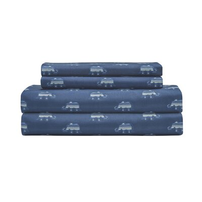 Aristocrat Elephant Sheet Set Size: Twin XL