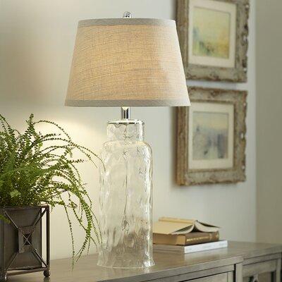 Birch Lane Russell Glass Table Lamp