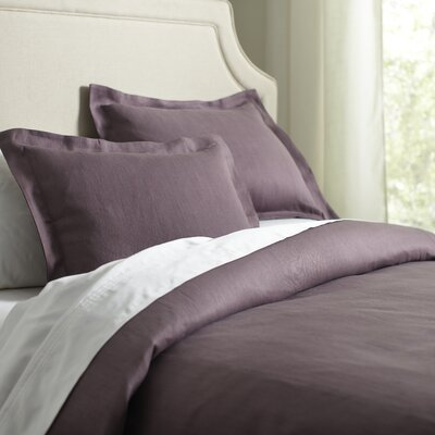 Lola 3 Piece Duvet Set Size: King, Color: Lavender